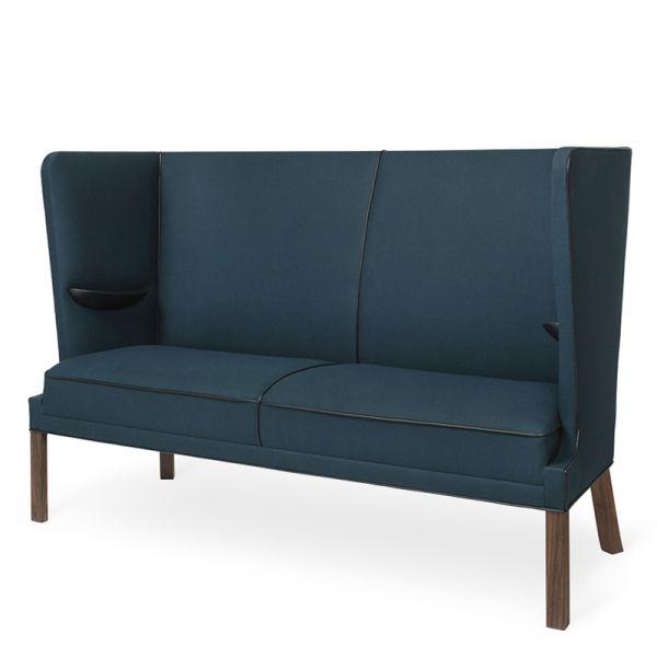 Carl Hansen FH436 Coupe 2 Seat Sofa