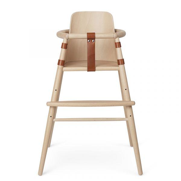 Carl Hansen ND54 High Chair With Baby Backrest