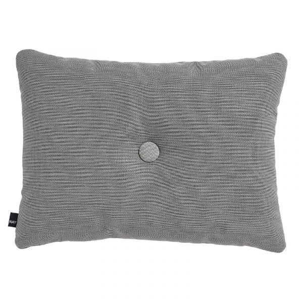 Hay Dot Cushion Steelcut Trio Dark Grey