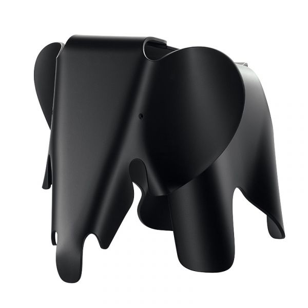 Vitra Eames Elephant Chair Black