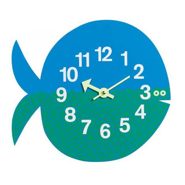 Vitra Zoo Timers Wall Clock Fernando The Fish