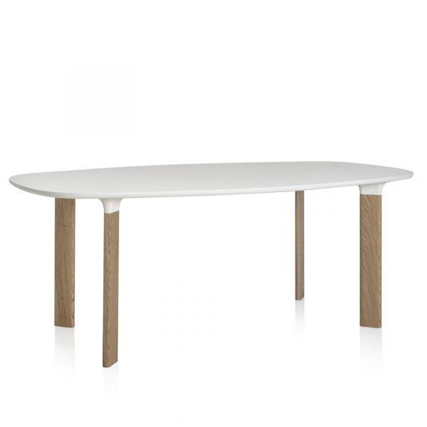 Fritz Hansen JH63 Analog Dining Table 185x105cm