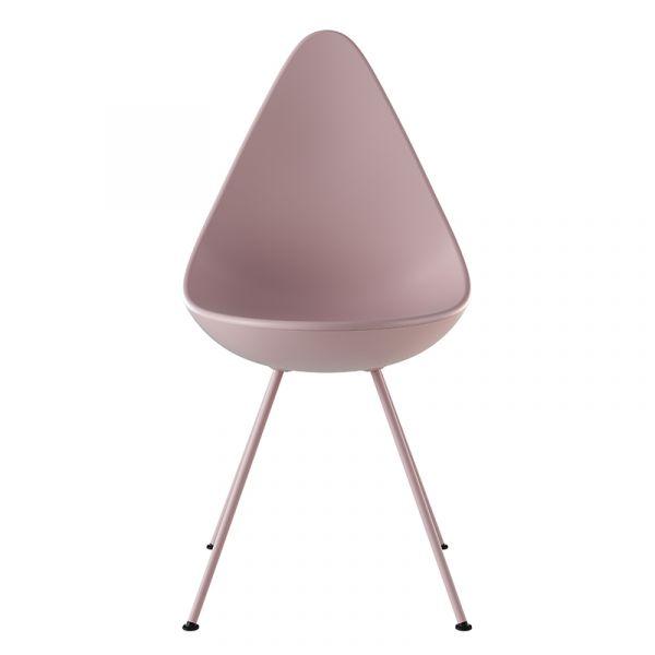 Fritz Hansen 3110 Drop Chair Plastic