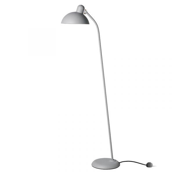 Kaiser idell 6556-F Floor Lamp Easy Grey/Brass