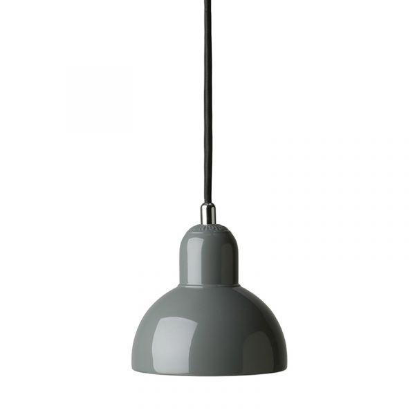 Kaiser idell 6622-P Pendant Light Smooth Slate