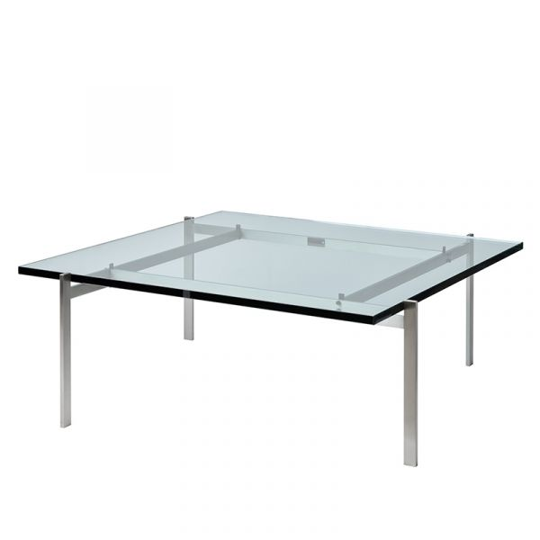 Fritz Hansen PK61 Coffee Table 80x80x32cm