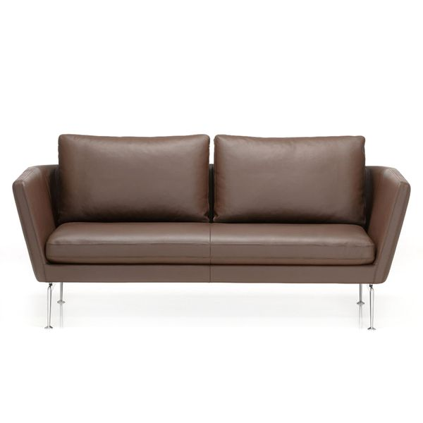 Vitra Suita Sofa 2-Seater Classic Cushions