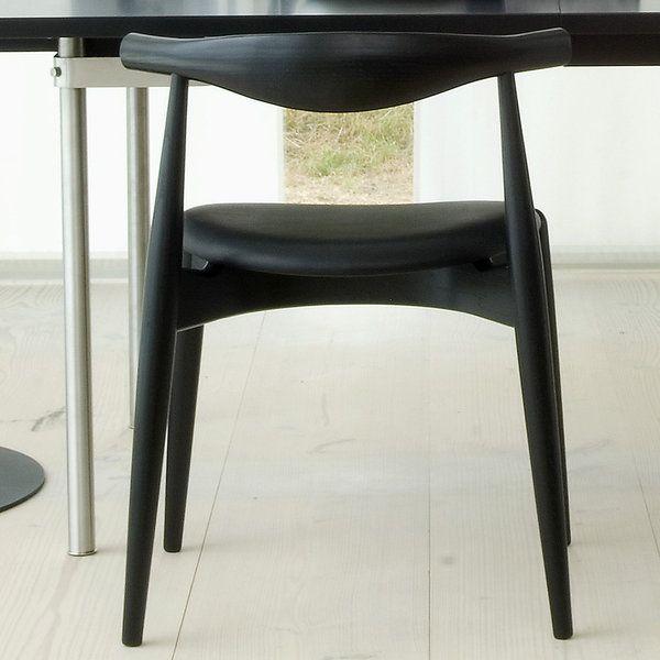 Carl Hansen CH20 Elbow Dining Chair Beech
