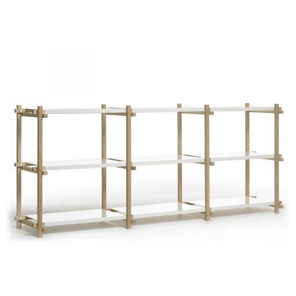 Hay Woody Low Shelves