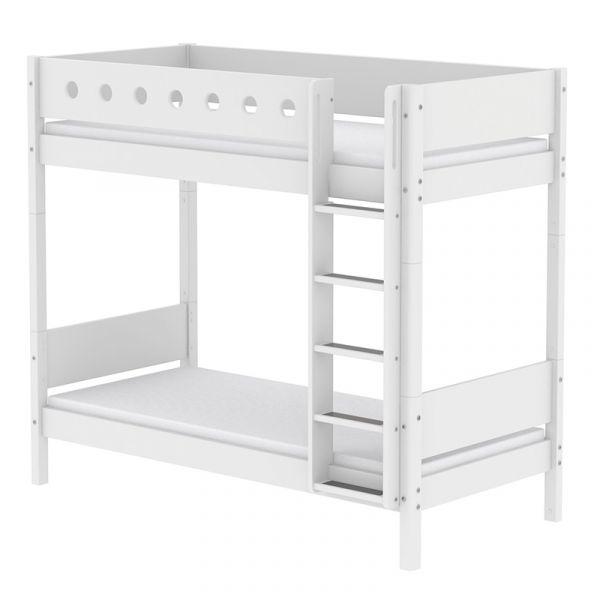 Flexa White Maxi Bunk Bed