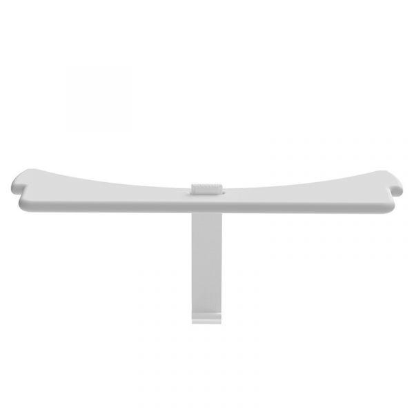 Flexa Safety Bar for High Chair White