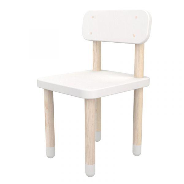 Flexa Dots Chair White