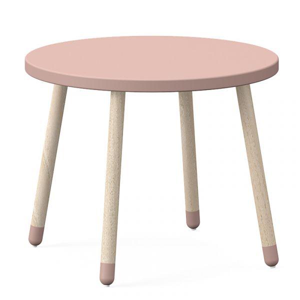 Flexa Dots Table Ash Light Rose