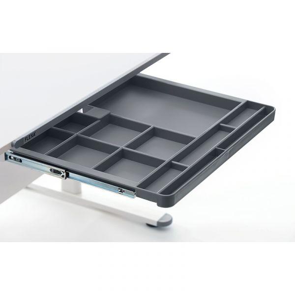 Flexa Evo Plastic Drawer Mountain Grey
