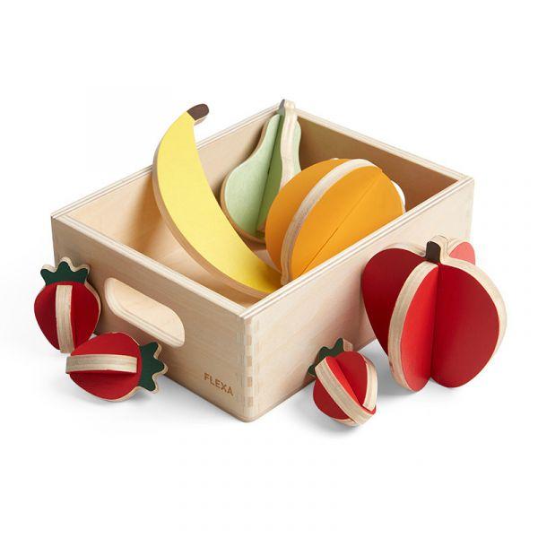 Flexa Play Fruit Set