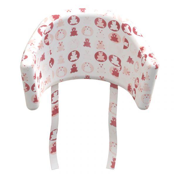 Flexa Baby Cushion Pink/Cream