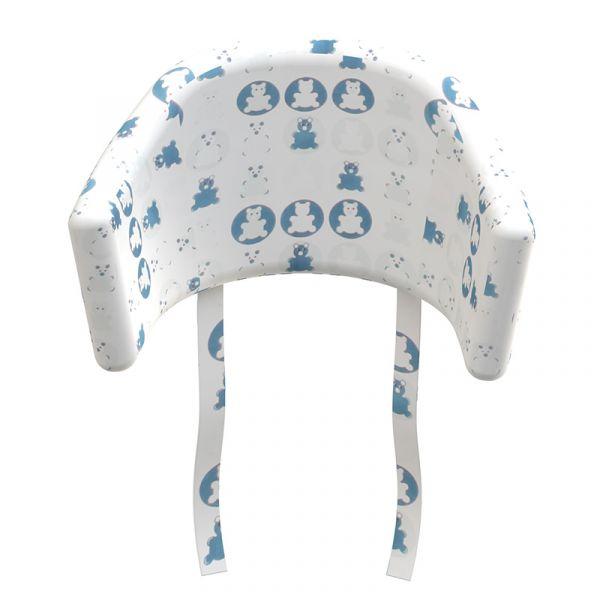 Flexa Baby Cushion Blue/Cream