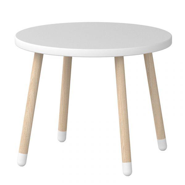 Flexa Dots Table Ash White