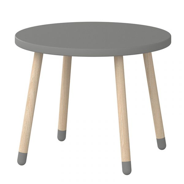 Flexa Dots Table Ash Urban Grey