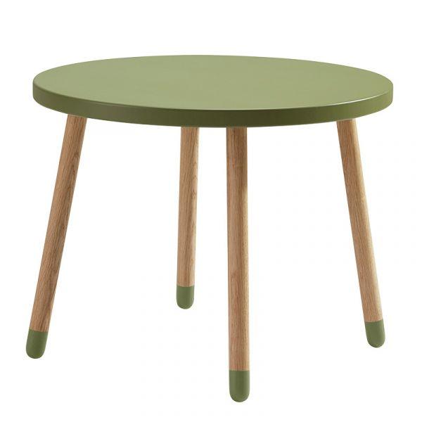 Flexa Popsicle Table Oak Kiwi
