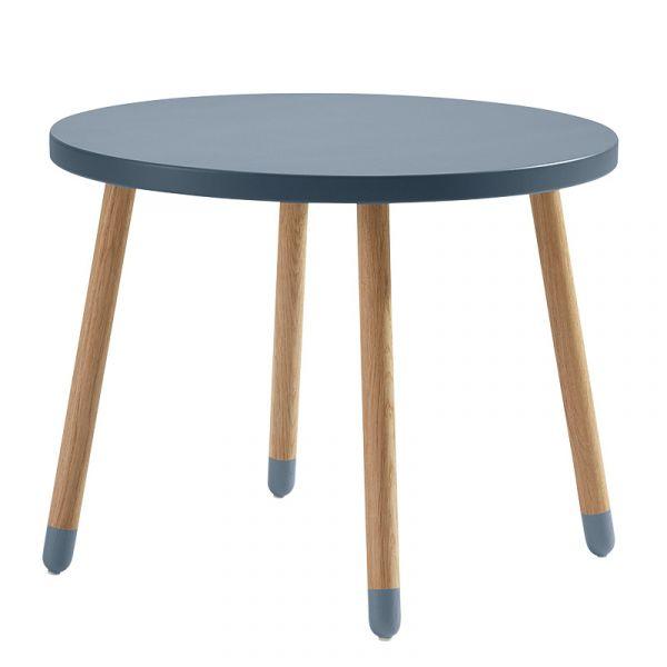 Flexa Popsicle Table Oak Blueberry
