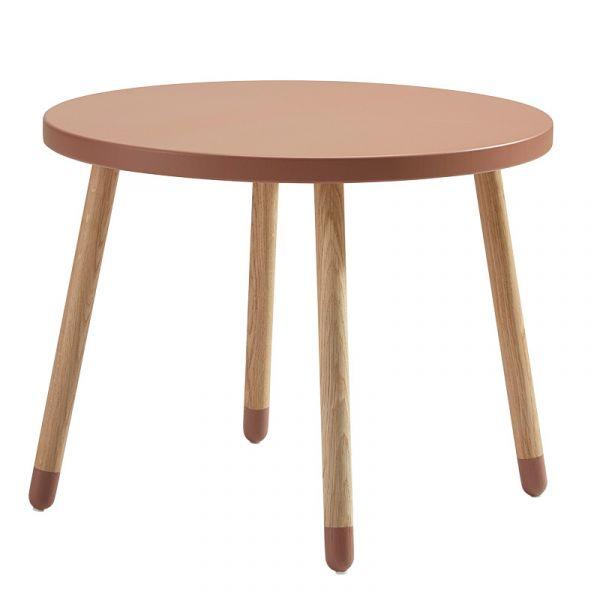 Flexa Popsicle Table Oak Cherry