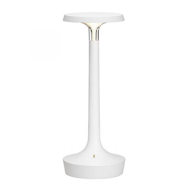 Flos Bon Jour Unplugged Table Light White