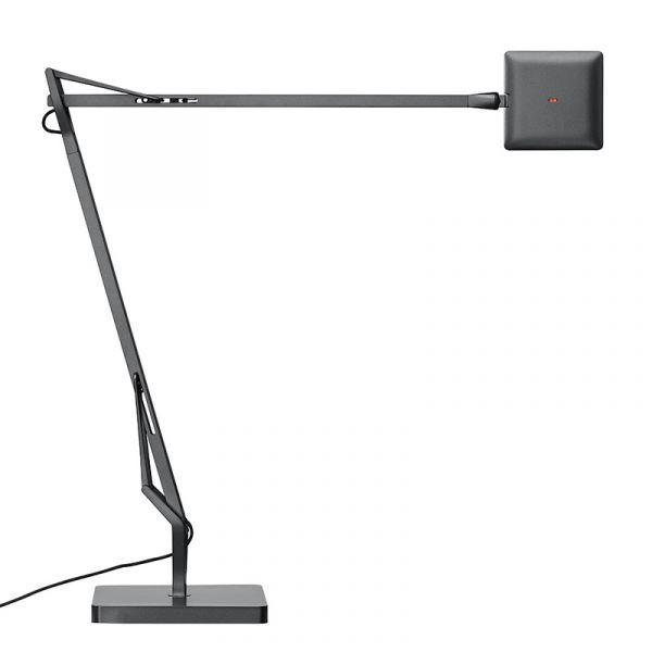Flos Kelvin Edge Led Table Light Titanium