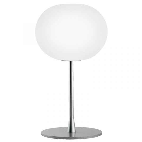 Flos Glo-Ball T1 Table Light Silver