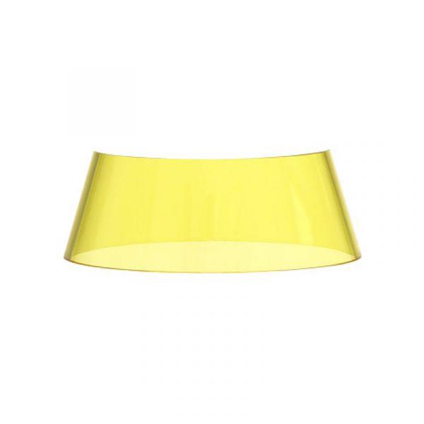 Flos Bon Jour Small Crown Yellow