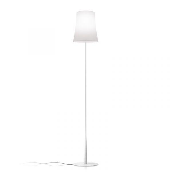 Foscarini Birdie Easy Floor Lamp White