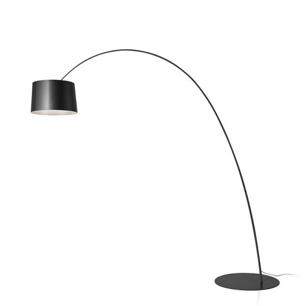 Foscarini Twiggy Elle Floor Lamp Graphite