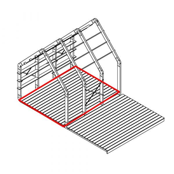 Weltevree Framehouse 4 Arcs Platform