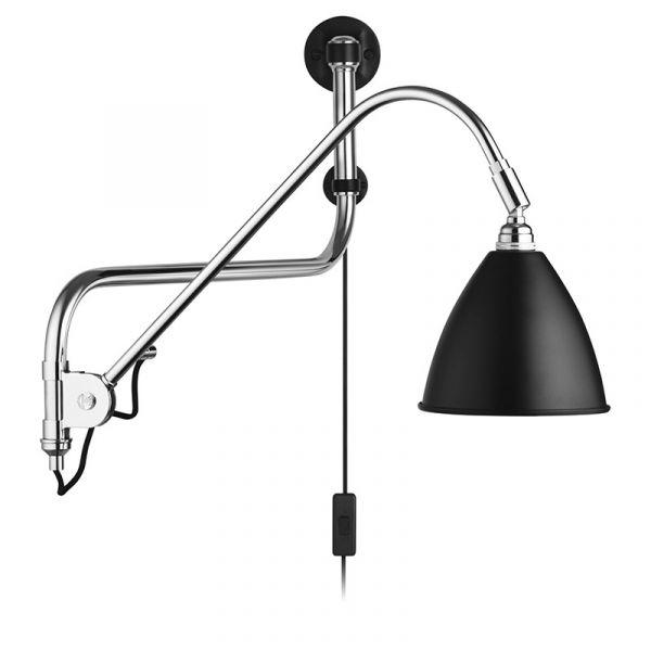 Gubi Bestlite BL10 Wall Lamp Chrome
