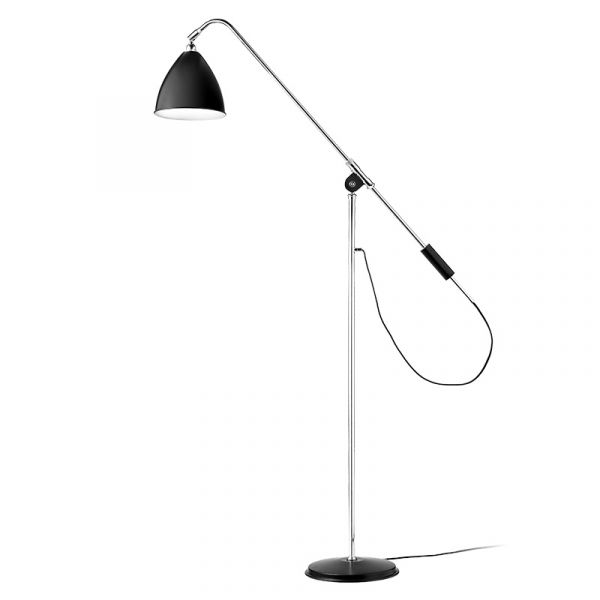 Gubi Bestlite BL4 Floor Lamp Chrome