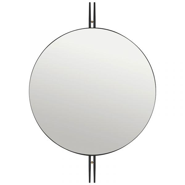Gubi IOI Round Wall Mirror 80cm