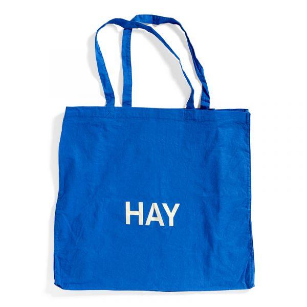 Hay Tote Bag Large Blue