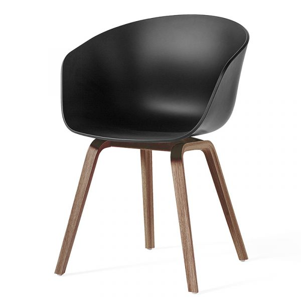 Hay AAC 22 ECO About A Chair Walnut Base