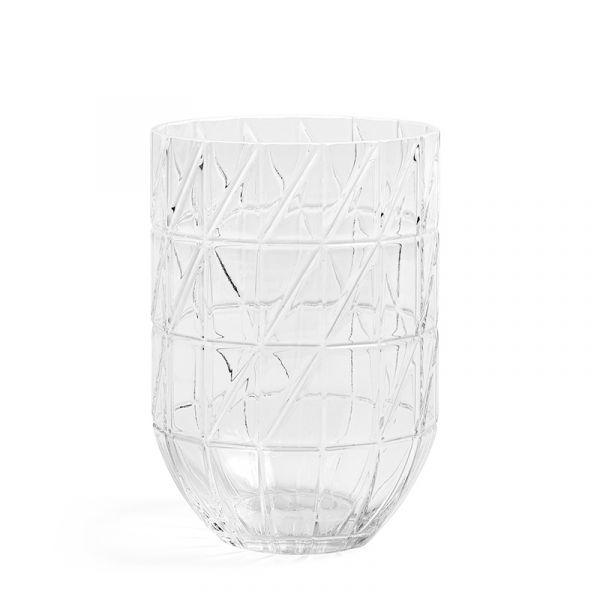 Hay Colour Vase L Clear