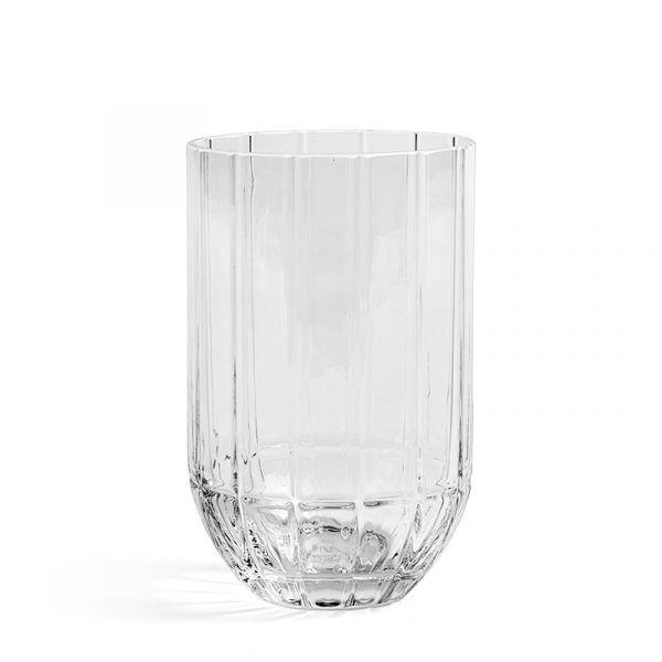 Hay Colour Vase M Clear