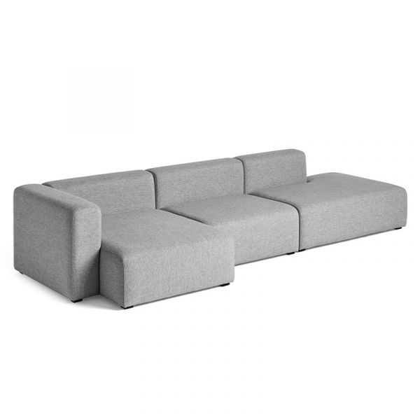 Hay Mags 3 Seater Sofa Configuration 05
