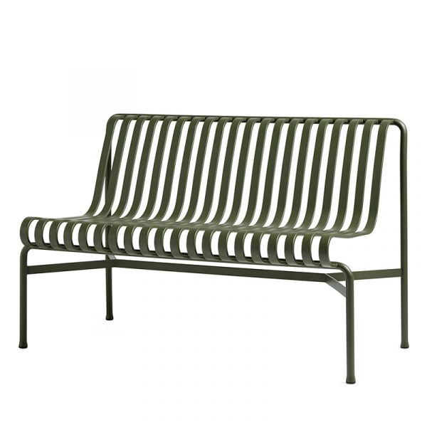 Hay Palissade Dining Bench Without Armrests