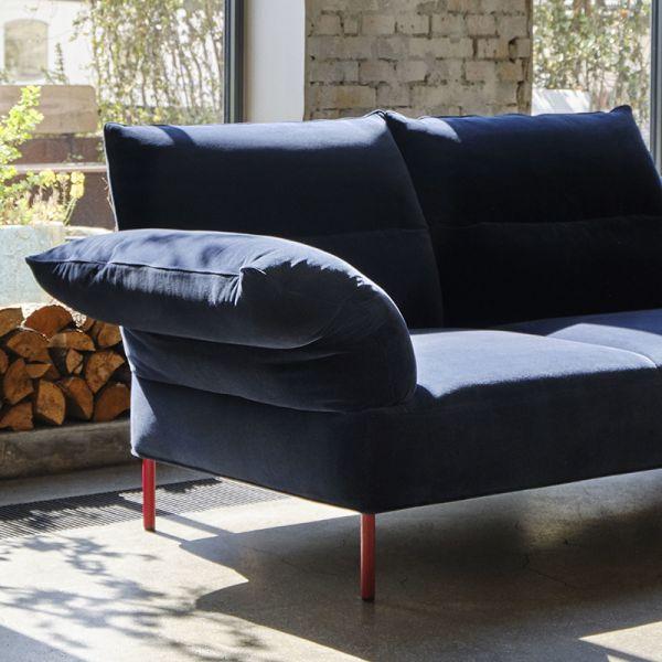 Hay Pandarine 2 Seater Sofa Reclining Armrest