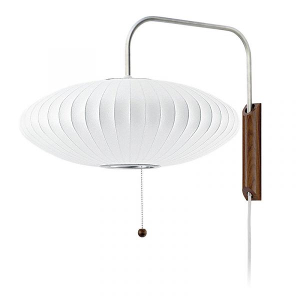 Herman Miller George Nelson Bubble Saucer Wall Sconce