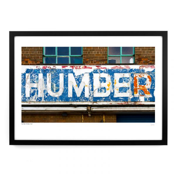 Humber Street Sign