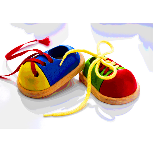 Innes Child's Shoes Print (CH_017)