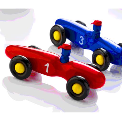 Innes Child's Racing Cars Print (CH_019)