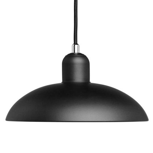 Kaiser idell 6631-P Pendant Light Matt Black