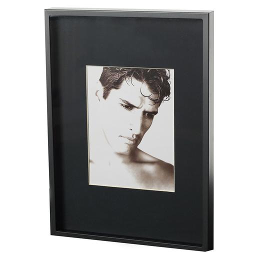 Scenarios Gun Metal Box Photo Frame for a 8x6in Print