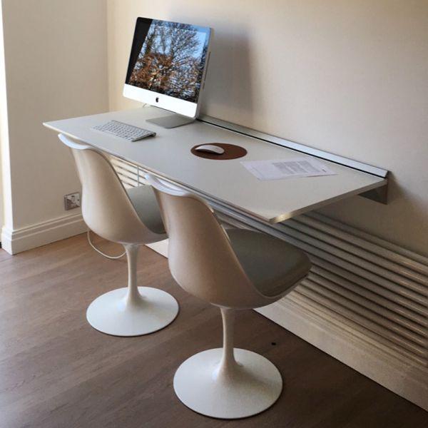 Montana Skyline Laminate Desk 139x60cm